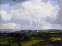 Beacon Hill, 40 x 30 cm